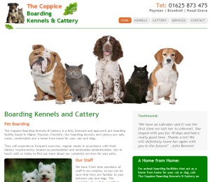 Coppice Kennels