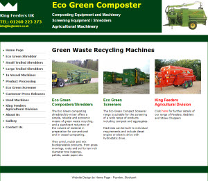 Eco Green Composting Machinery