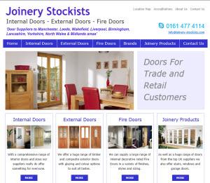 joinery stockists