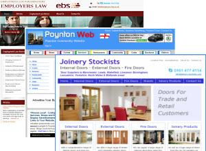 Website Design Stockport Web Designer
